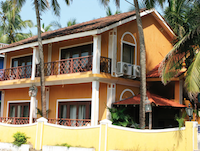 Casa Candolim Boutique Hotel, Goa, India