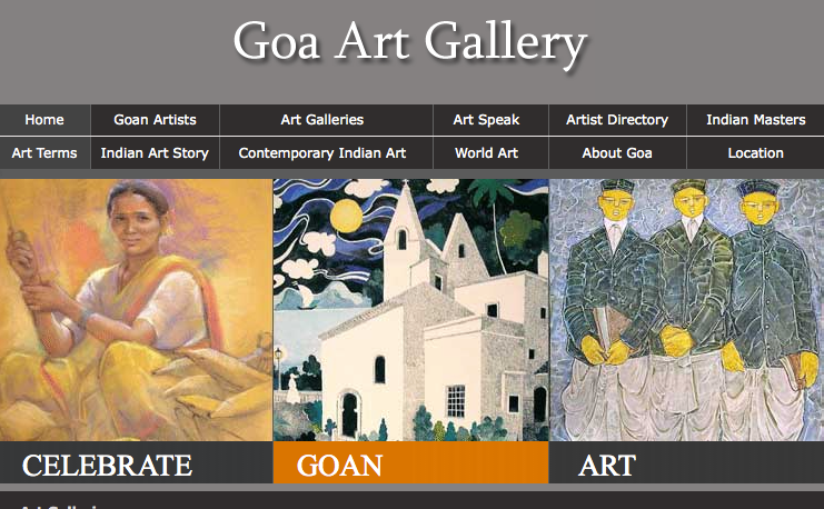 goa art gallery